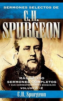 Sermones selectos de C.H. Spurgeon - Volumen 2 (Tapa Dura)