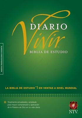 Biblia de Estudio del Diario Vivir NTV (Tapa dura)