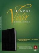 NTV Biblia De Estudio Del Diario Vivir (Piel fabricada negra)