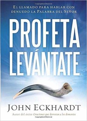 Profeta Levántate (Rústica) [Libro]