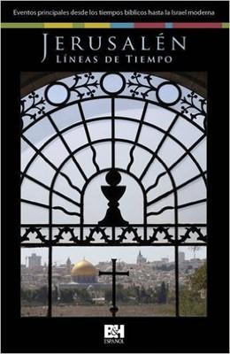 Jerusalén, Líneas de Tiempo (Rústica)