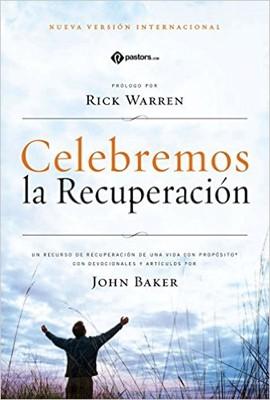 Biblia Celebremos la Recuperación (Rústica) [Biblia]