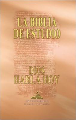 Biblia de Estudio Dios Habla Hoy [Biblia de Estudio]