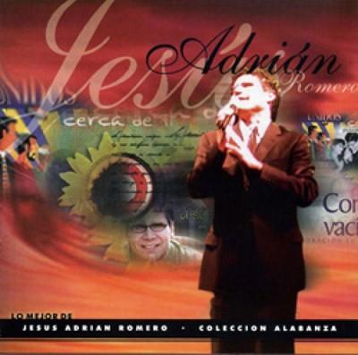 Lo mejor de Jesús Adrián Romero [CD]