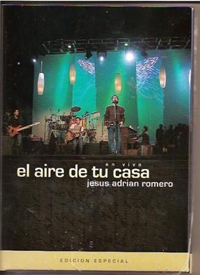 El Aire de tu Casa En Vivo [DVD]
