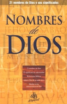 Los Nombres de Dios (Rústica)