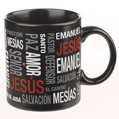 Taza Los nombres de Jesús