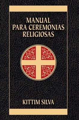 Manual para ceremonias religiosas (Rústica) [Libro]