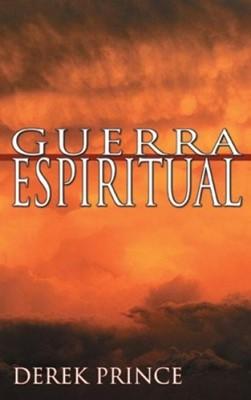Guerra Espiritual (Rústica) [Libro]