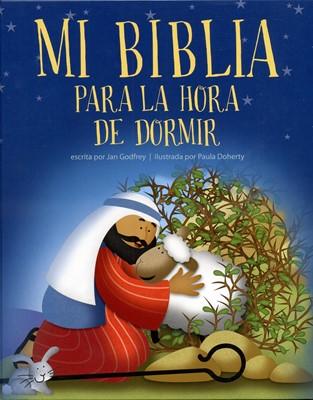 Mi Biblia Para la Hora de Dormir (Tapa Dura) [Biblia]