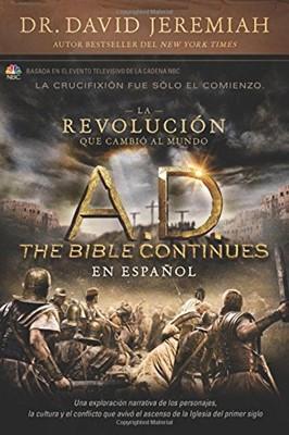 AD La revolución que cambió al mundo (Rústica) [Libro]