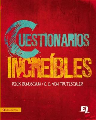 Cuestionarios Increíbles (Rústica)