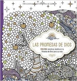 Las Promesas de Dios (Rústica) [Libro de Colorear]