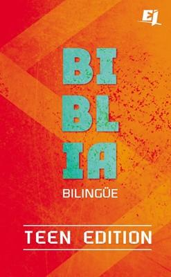 Biblia NVI Bilingüe Teen Edition (Tapa Dura) [Biblia]