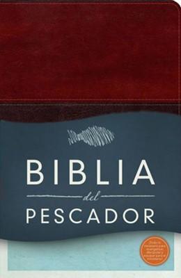RVR 1960 Biblia del Pescador (Piel de Lujo Caoba )