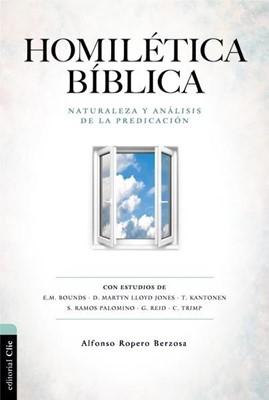 Homilética Bíblica (Rústica) [Libro]
