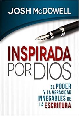 Inspirada por Dios (Rústica) [Libro]