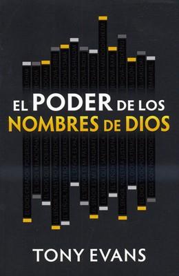 El Poder de Los Nombres de Dios (Rústica) [Libro]
