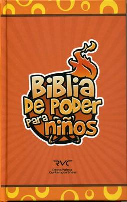 Biblia de Poder para Niños (Tapa dura)