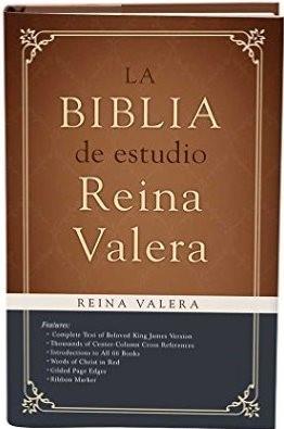 Biblia de Estudio Reina Valera 60 (Tapa Dura) [Biblia de Estudio]