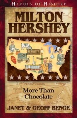 La vida de Milton Hershey (Rústica)