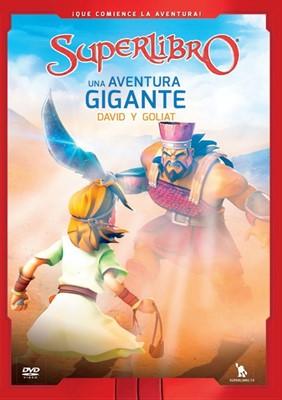 David y Goliat Una Aventura Gigante [DVD]