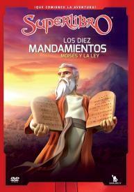 Los Diez Mandamientos: Moises y La Ley [DVD]