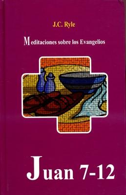 Juan 7-12 (Tapa dura) [Libro]