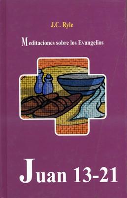 Juan 13-21 (Tapa Dura) [Libro]
