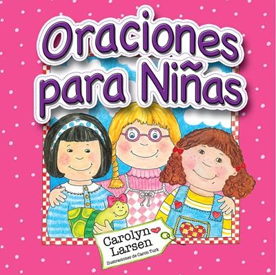 Oraciones para niñas (Acolchada)