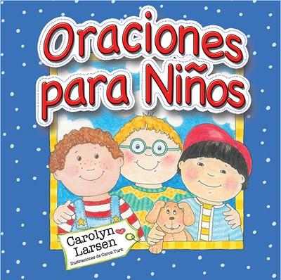 Oraciones para niños (Acolchada) [Libro]