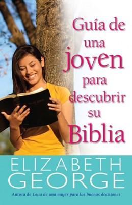 Guía de una Joven para Descubrir su Biblia (Rústica)