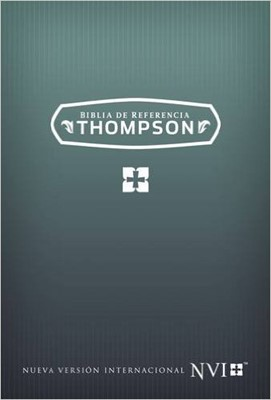 Biblia Thompson NVI con Referencias (Tapa Dura)