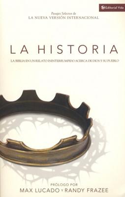La Historia NVI (Rústica) [Biblia]