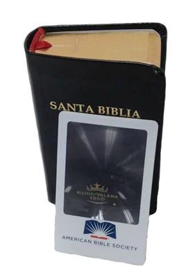 RVR 1960 Biblia con Lupa (Imitación Piel Negro)