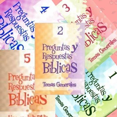 Barajas Bíblicas CLC Bilingue (Rústica)