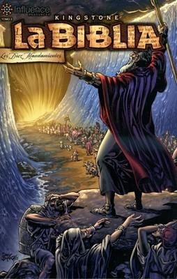 La Biblia Kingstone Los 10 Mandamientos Tomo 3 (Rústica)