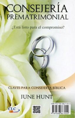 Consejería Prematriomonial / Matrimonio (Rústica) [Libro de Bolsillo]