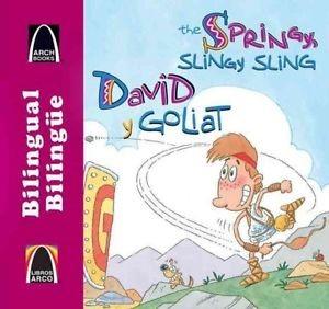 David y Goliat - Bilingüe (Rústica) [Libro de Bolsillo]