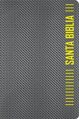 Santa Biblia NTV, Edición zíper (Imitación Piel gris con cierre) [Biblia]