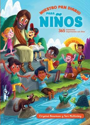 Nuestro Pan Diario Para Niños (Tapa Dura)