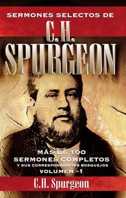 Sermones Selectos de C.H. Spurgeon Volumen 1 (Tapa Dura) [Libro]