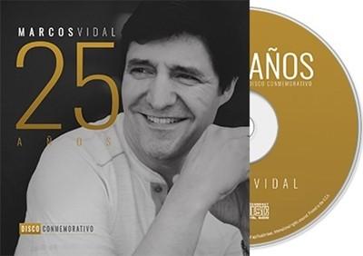 Marcos Vidal 25 Años - Conmemorativo [CD]