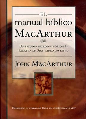 El Manual Bíblico MacArthur (Tapa dura)