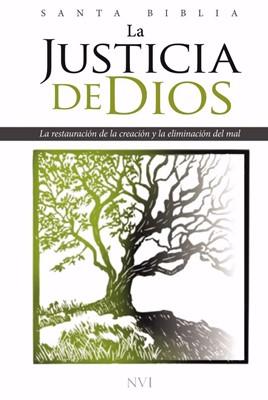 NVI Biblia La Justicia de Dios (Tapa Dura)