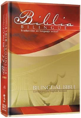 Biblia Bilingüe TLA/CEV (Tapa Dura)