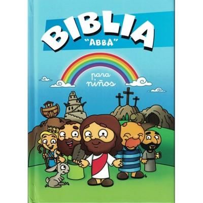 Biblia Abba para Niños (Tapa Dura) [Biblia]