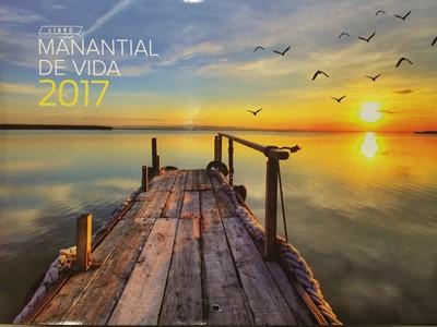 Calendario Manantial de Vida 2017 [Calendario]