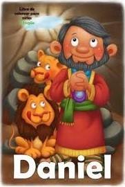 Libro para Colorear Gigante Daniel (Rústica)