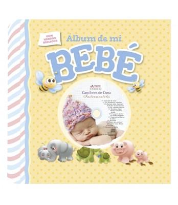 Álbum De Mi Bebe (Tapa Dura)